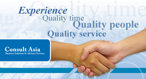 Consult Asia Business Solutions and Advisory Services